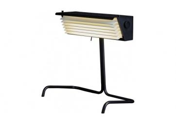 Lampe de table Biny - noir et blanc - DCW