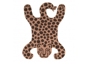 Tapis Safari en laine - Leopard - FERM LIVING