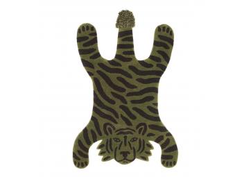 Tapis Safari en laine - Tigre - FERM LIVING