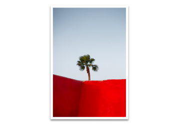 Poster Moroccan rooftop N°1 - DAVID & DAVID