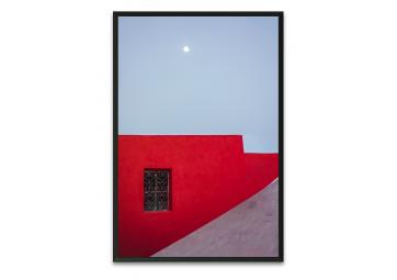 Poster Moroccan rooftop N°2 - DAVID & DAVID