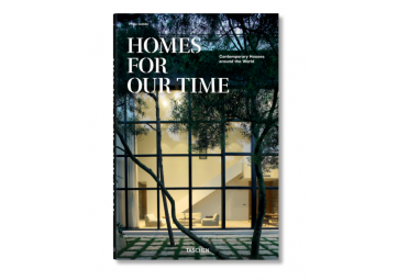 Livre Homes fo our time - TASCHEN