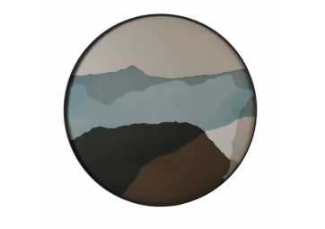 Plateau Graphite Wabi Sabi - ETHNICRAFT ACCESSOIRES