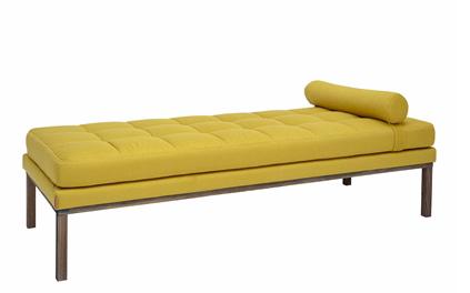 Daybed Cita jaune - BLOOMINGVILLE