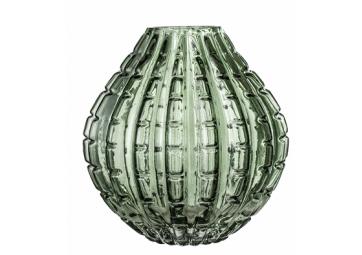 Vase en verre vert - BLOOMINGVILLE
