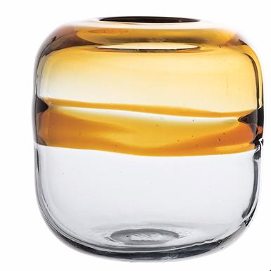 Vase en verre soufflé bicolore - BLOOMINGVILLE