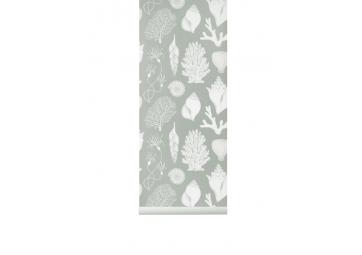 Papier peint coquillage - FERM LIVING