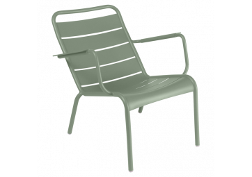 Fauteuil Bas Luxembourg - FERMOB
