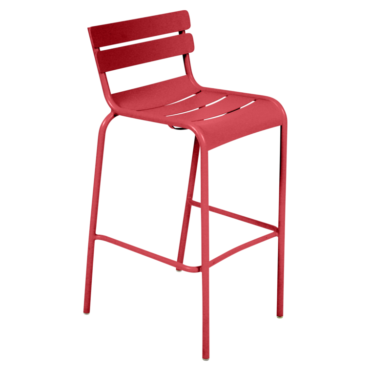 Tabouret haut Luxembourg - FERMOB