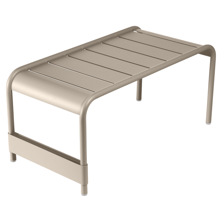 Grande table basse / banc Luxembourg - FERMOB