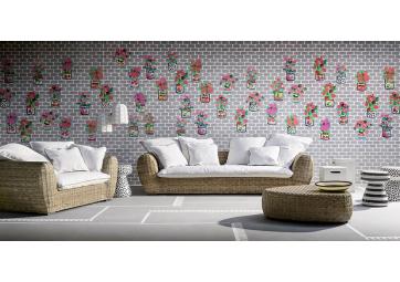 Canapé de jardin Inout 623 - GERVASONI