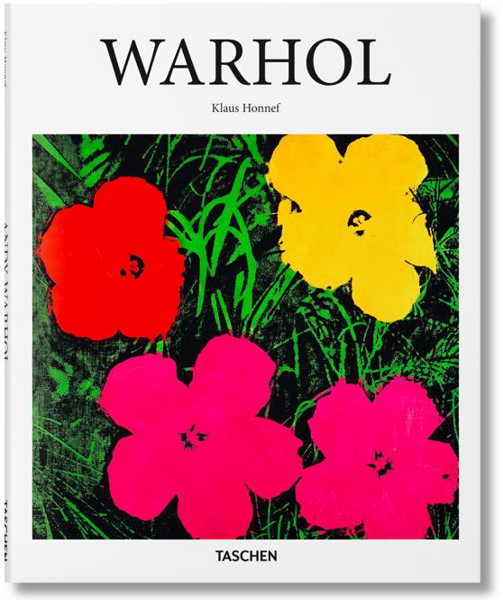 """Livre """" Warhol"""" - TASCHEN"""