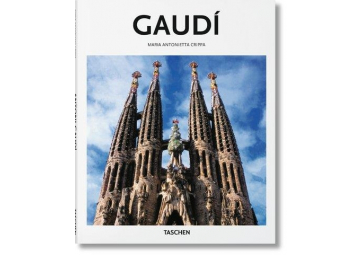 """Livre """"Gaudi"""" - TASCHEN"""
