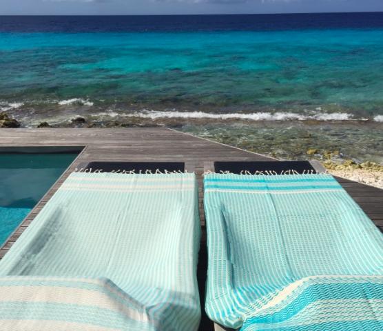 Serviette de plage Sorobon - BON BINI
