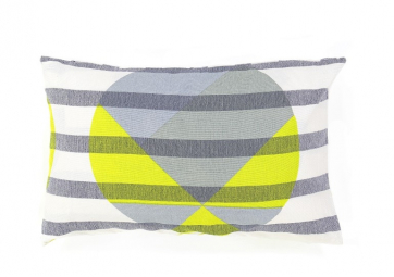 Coussin Coconut Lime - MA POESIE