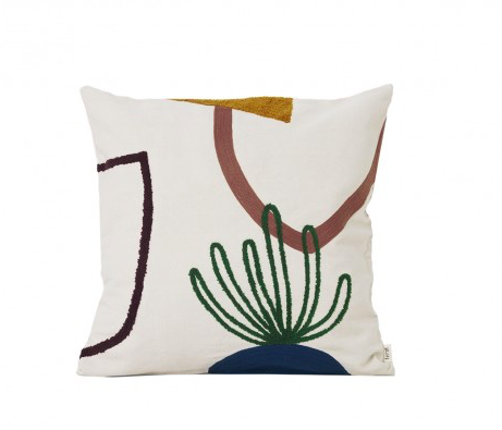 Coussin Mirage Island - FERM LIVING