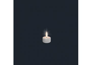 Bougie chauffe plat electronique - nordic white