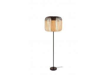 Lampadaire bamboo light ht 150cm - 1 abj - FORESTIER