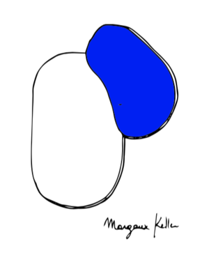 Miroir Maré - MARGAUX KELLER