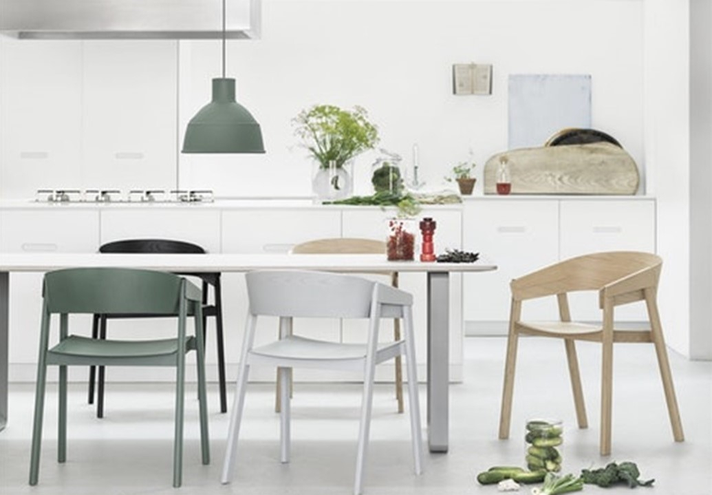 Fauteuil repas COVER - MUUTO