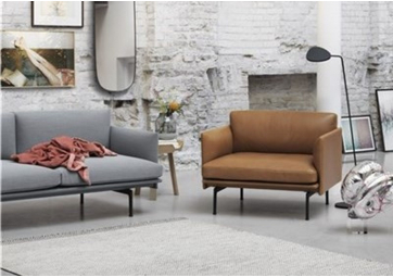 Fauteuil Outline - MUUTO