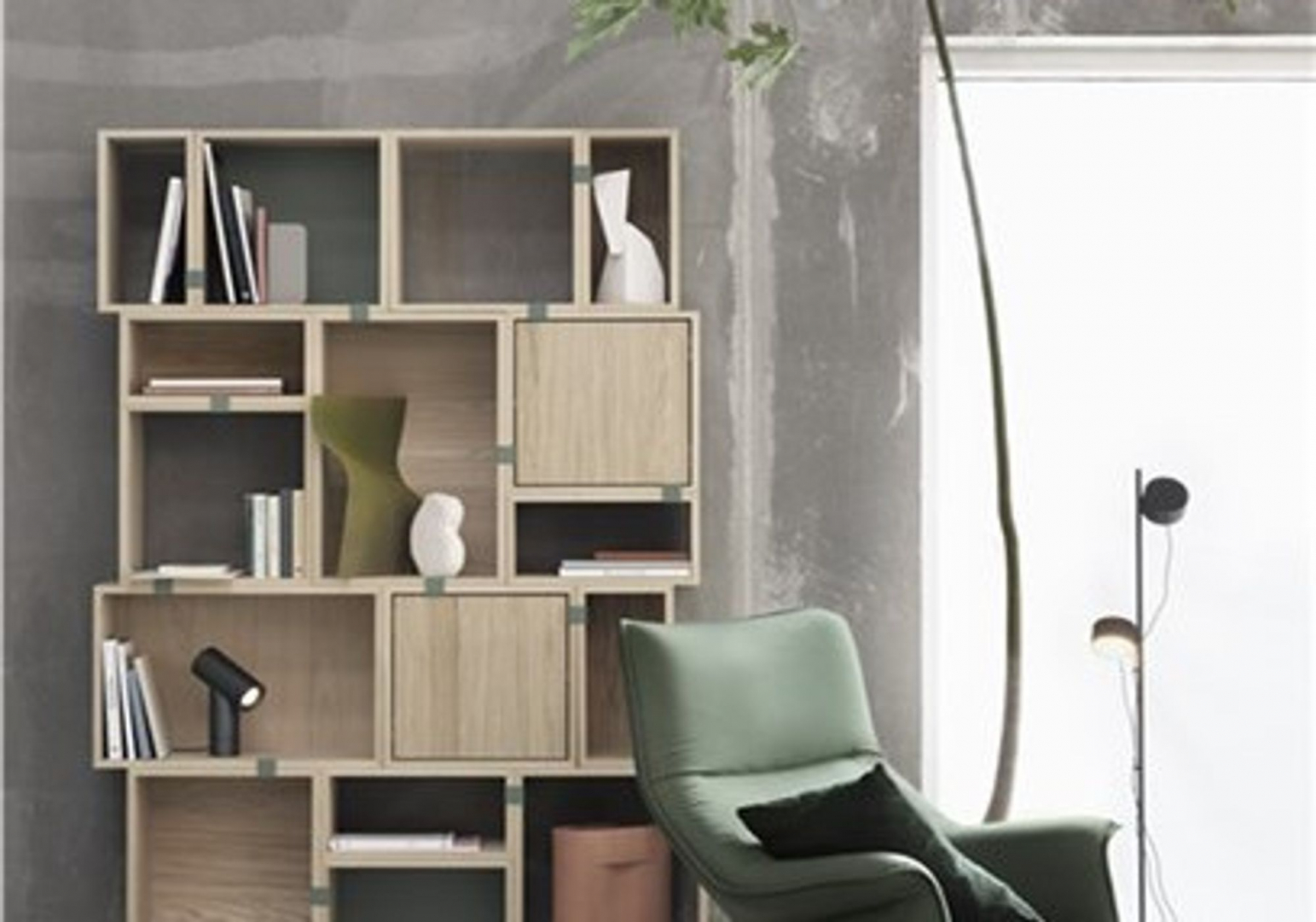Lot 5 Clips Stacked 2.0 - MUUTO