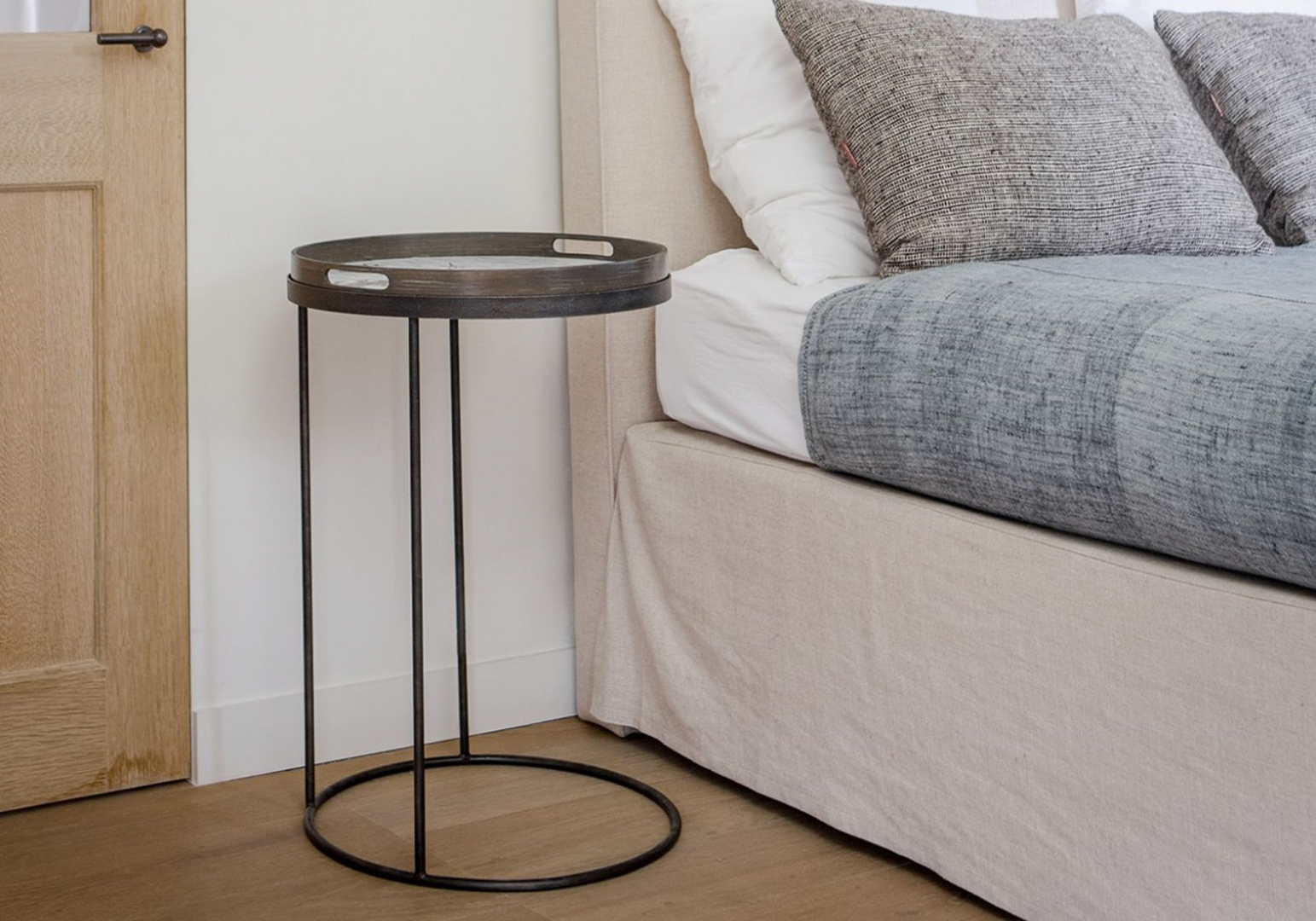 Table basse Round Tray XL - NOTRE MONDE
