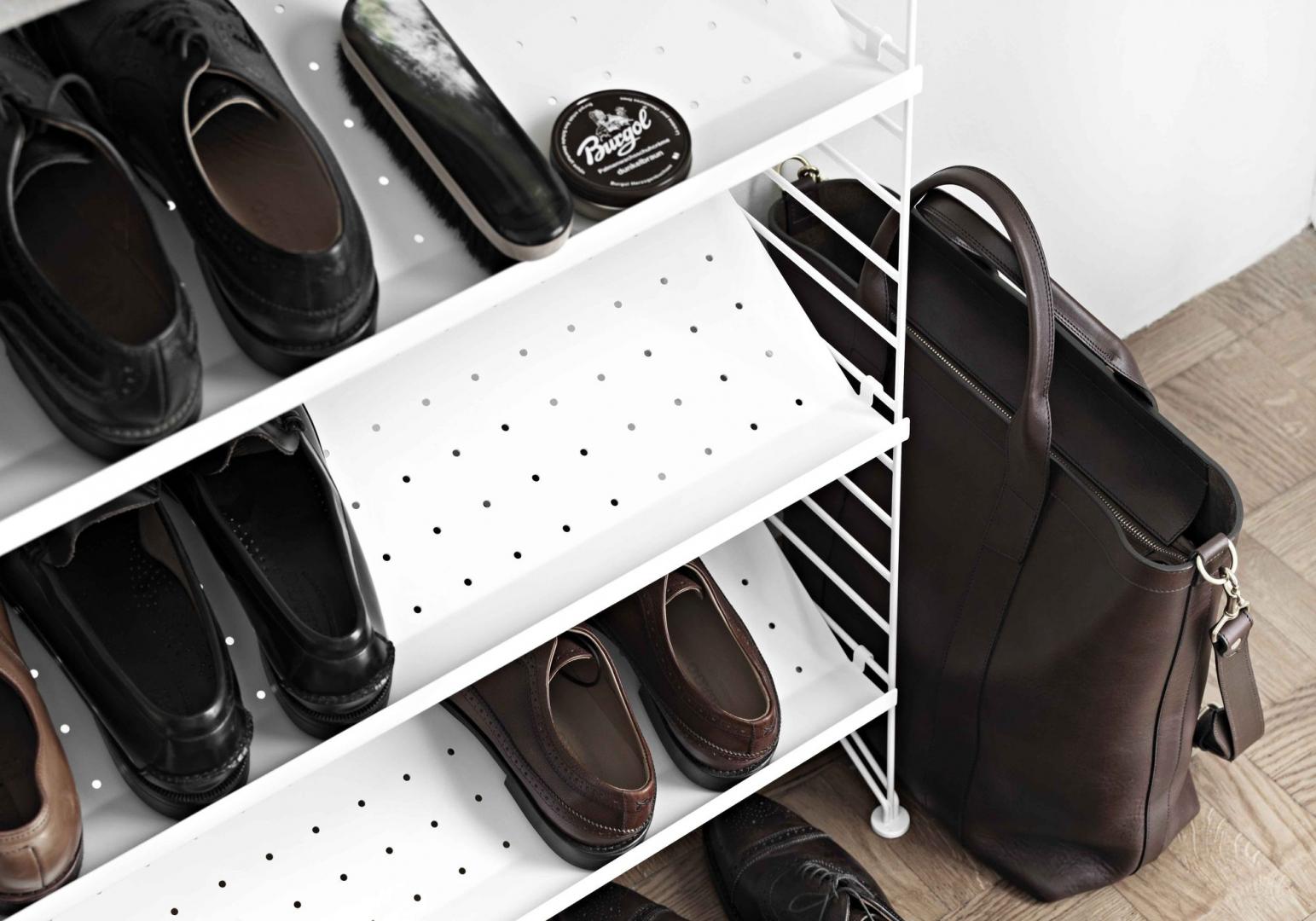 Etagère à chaussures String System 58x30 - STRING