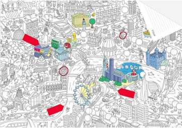 Pocket map Londres - OMY