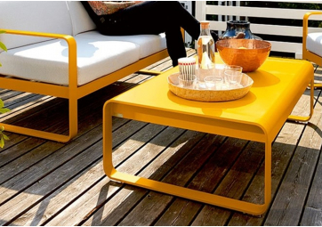 Table basse de jardin Bellevie - FERMOB