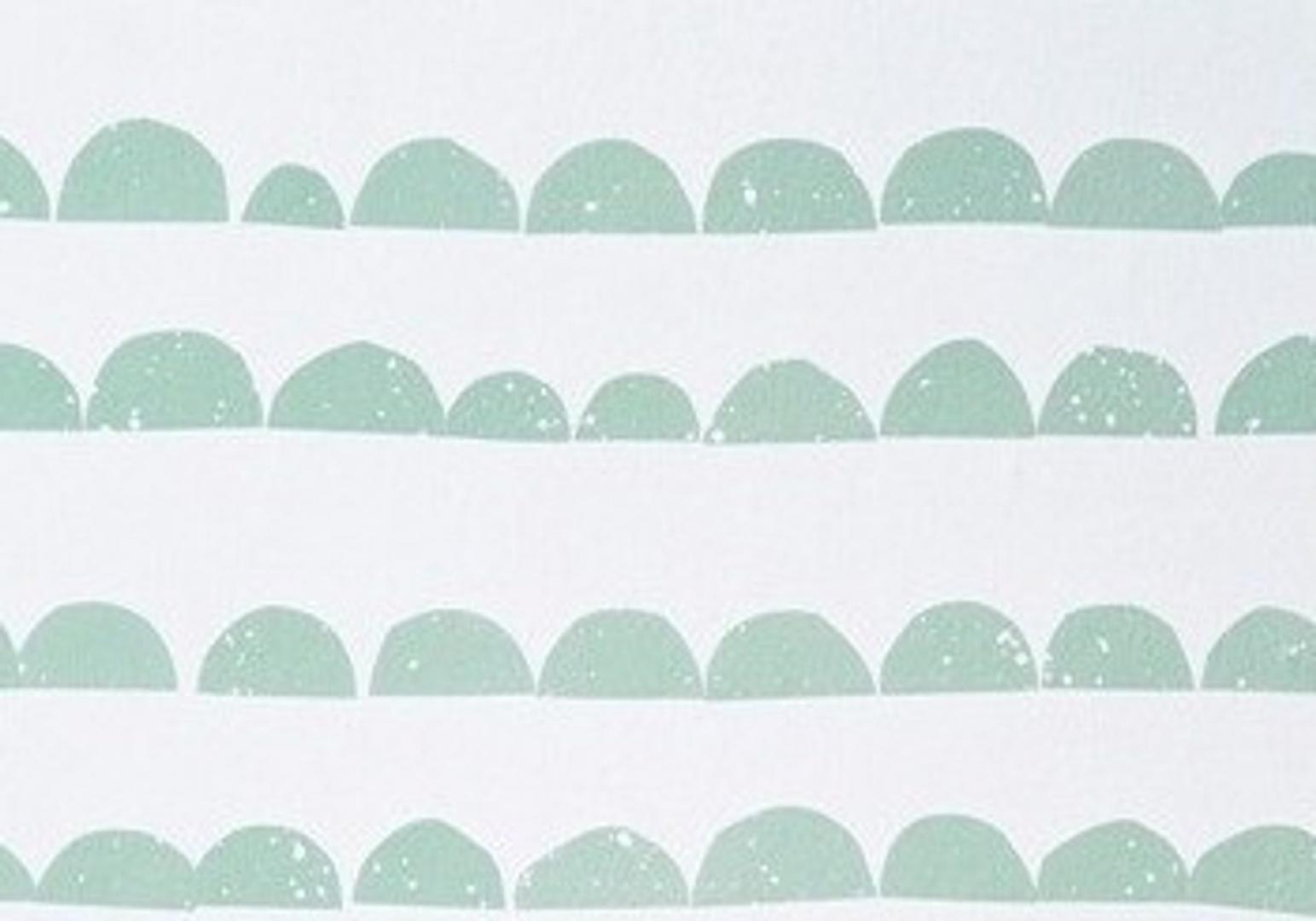 Papier Peint Half Moon Mint - FERM LIVING