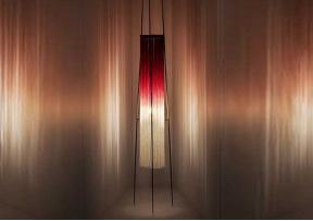 KIKI - Lampe de table Ann Demeulemeester - SCARLET/CREAM - SERAX