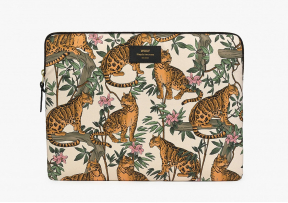 Housse Lazy jungle Macbook 13'' - WOUF