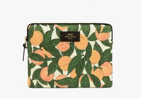 Housse iPad peach- WOUF