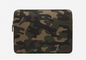 "Housse Macbook 13"" Camouflage - WOUF"
