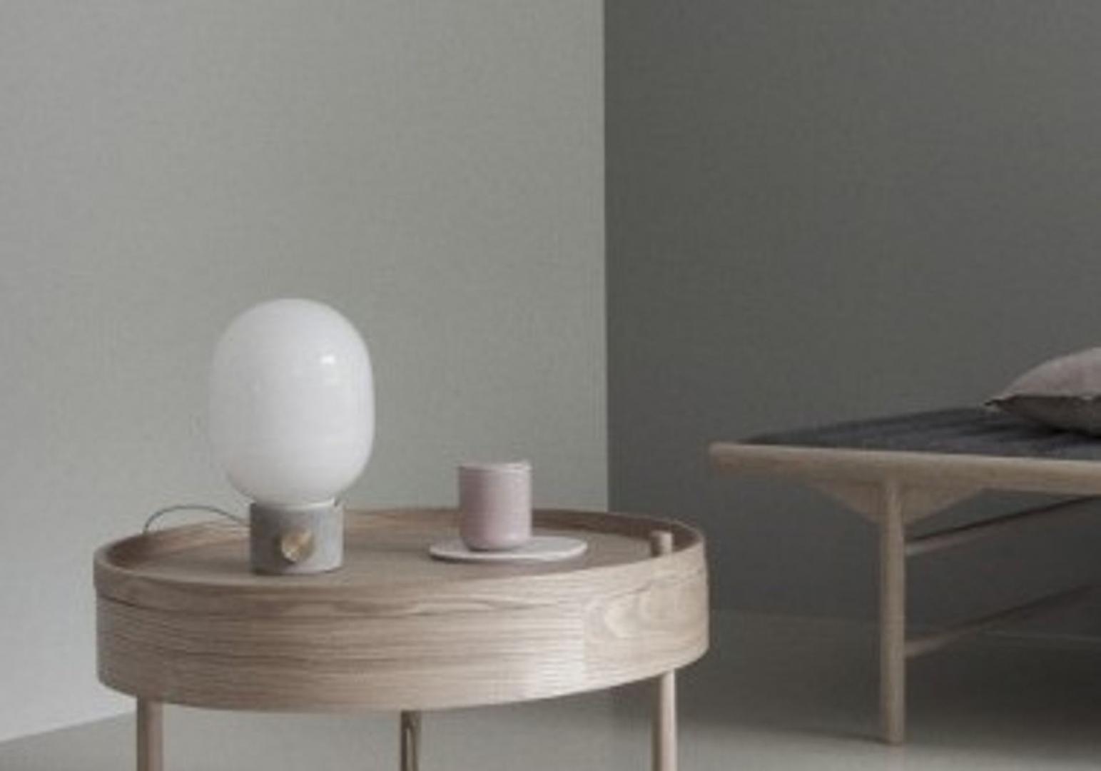 JWDA Concrete Lamp - MENU