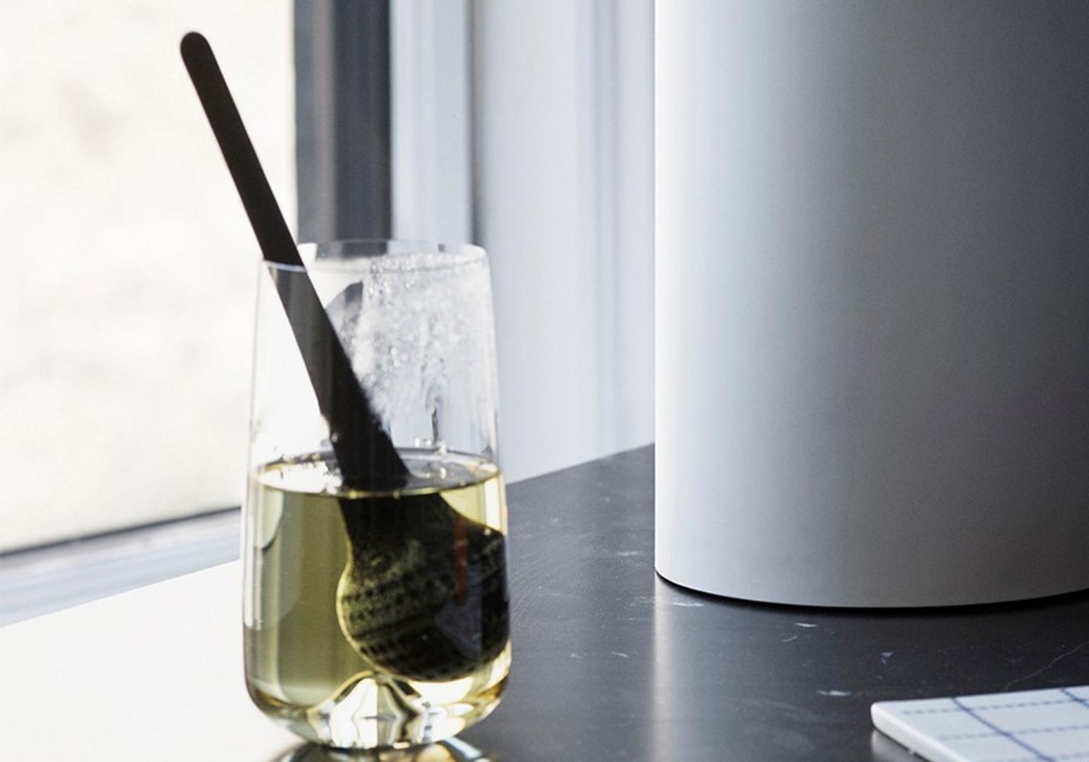 Boule à thé Noir - NORMANN COPENHAGEN