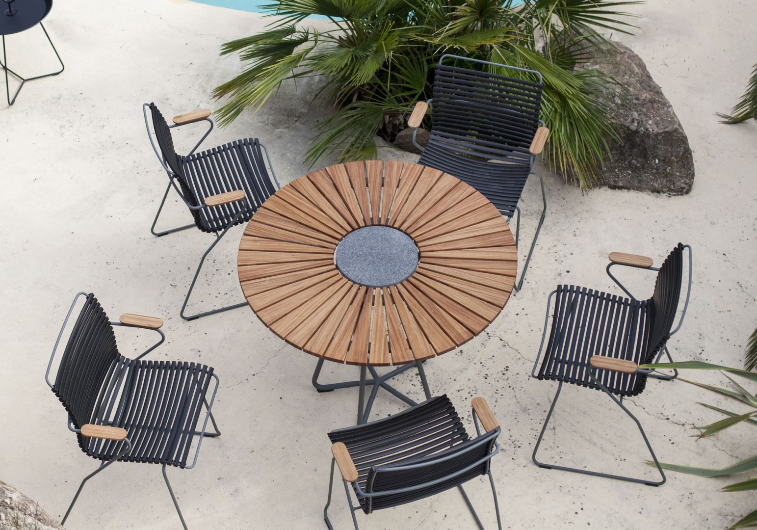 Table Outdoor Cercle - HOUE