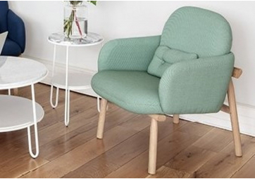 Fauteuil Georges - HARTO