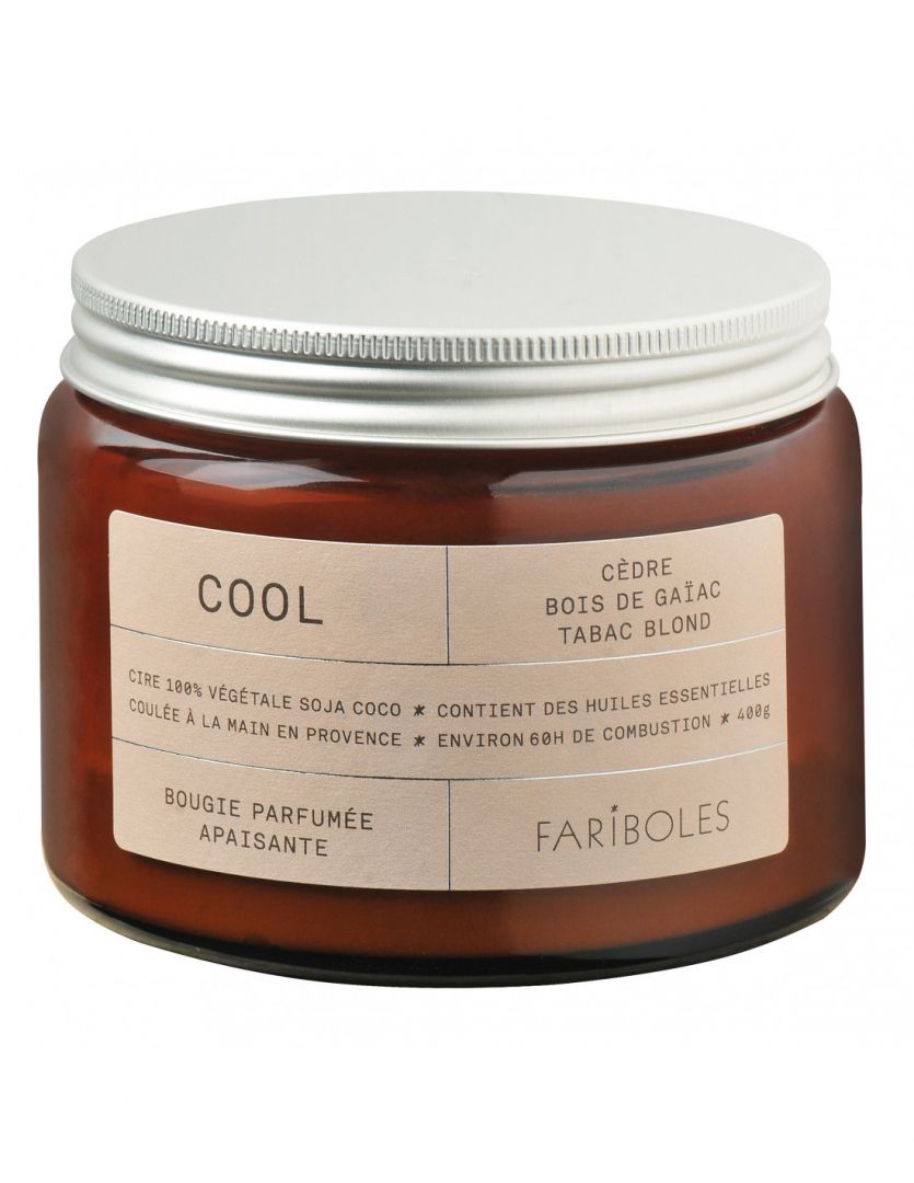 Bougie Parfumée - FARIBOLES