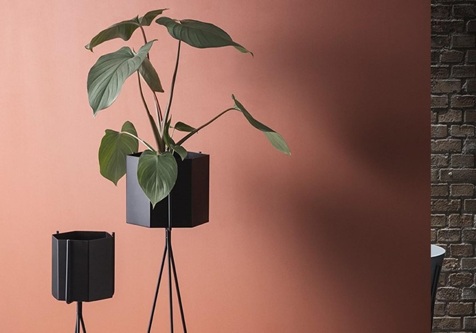 Vase Corset rouge - FERM LIVING