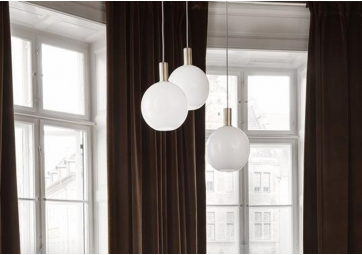 Opal Shade - Sphere - FERM LIVING