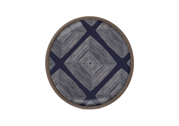 Plateau Ink Linear Squares - ETHNICRAFT ACCESSOIRES