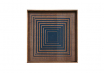 Plateau Ink Square small - ETHNICRAFT ACCESSOIRES