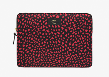 "HOUSSE MACBOOK 15"" HEARTS - WOUF"
