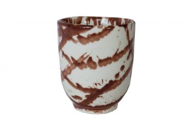 Mug Hammamet marron glacé - HOMATA