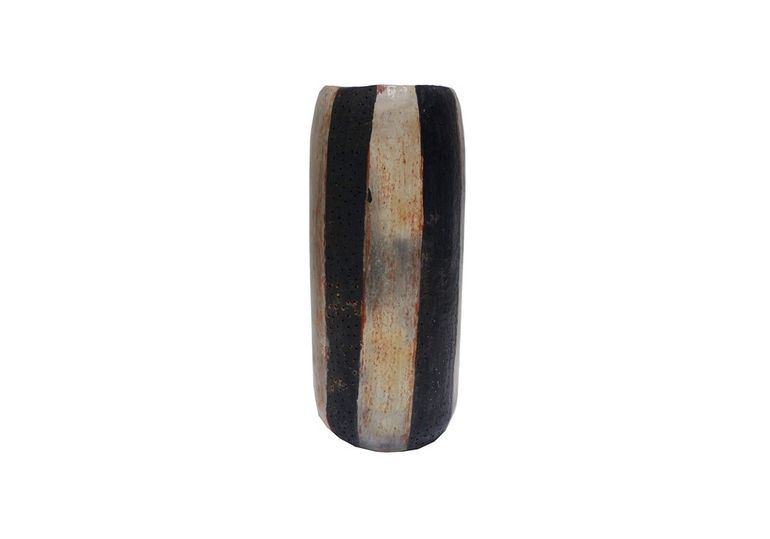 Pot rayé black T2 - HOMATA