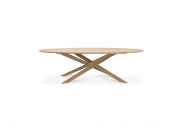 Table Mikado ovale - ETHNICRAFT