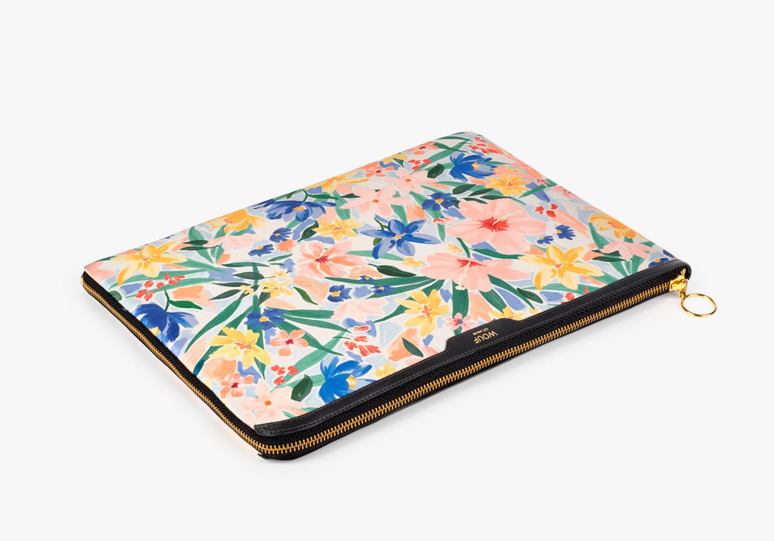"Housse Macbook 13"" design Sofia - WOUF"