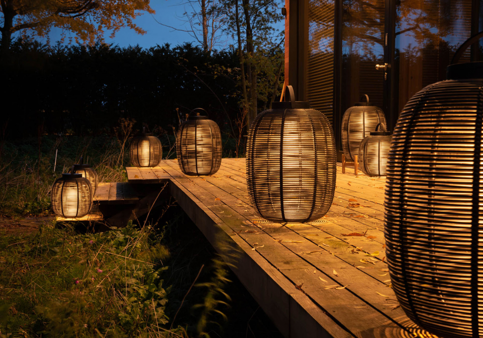 Lanterne énergie solaire Tika - VINCENT SHEPPARD